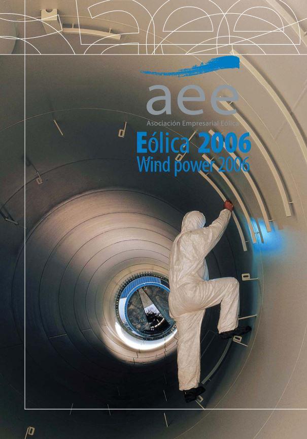 Eólica 06. Todos los datos, análisis y estadísticas del sector eólico