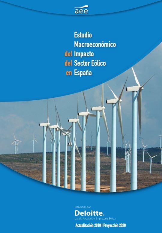 Estudio macroeconómico del sector eólico español – Actualización 2010