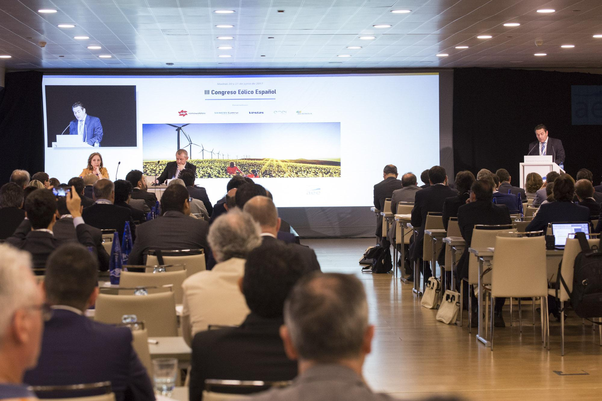 The Spanish Wind Energy Association calls companies, banks and authorities to do their best so that the winning projects in the Spanish auctions are installed in time
