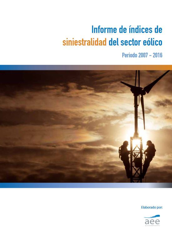 7th Report on accidents in Spanish Wind sector (2007-2016)