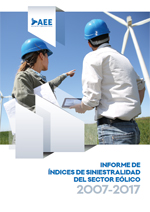 8th Report on accidents in Spanish Wind sector (2007-2017)