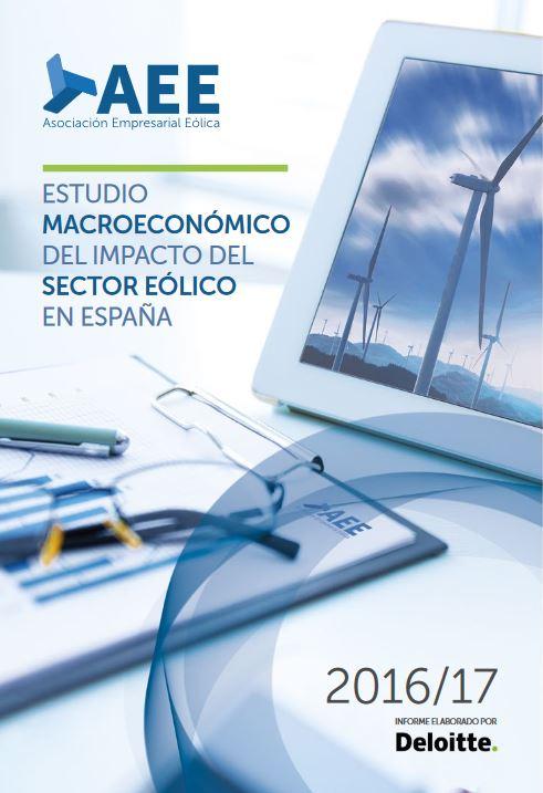 Estudio Macroeconómico del Impacto del Sector Eólico en España: 2016-2017