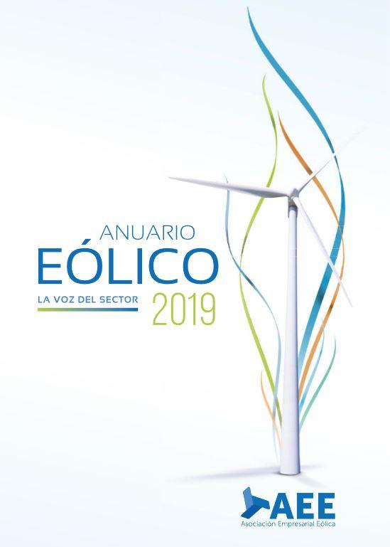 Anuario Eólico 19. Toda la información del sector en el año 2018