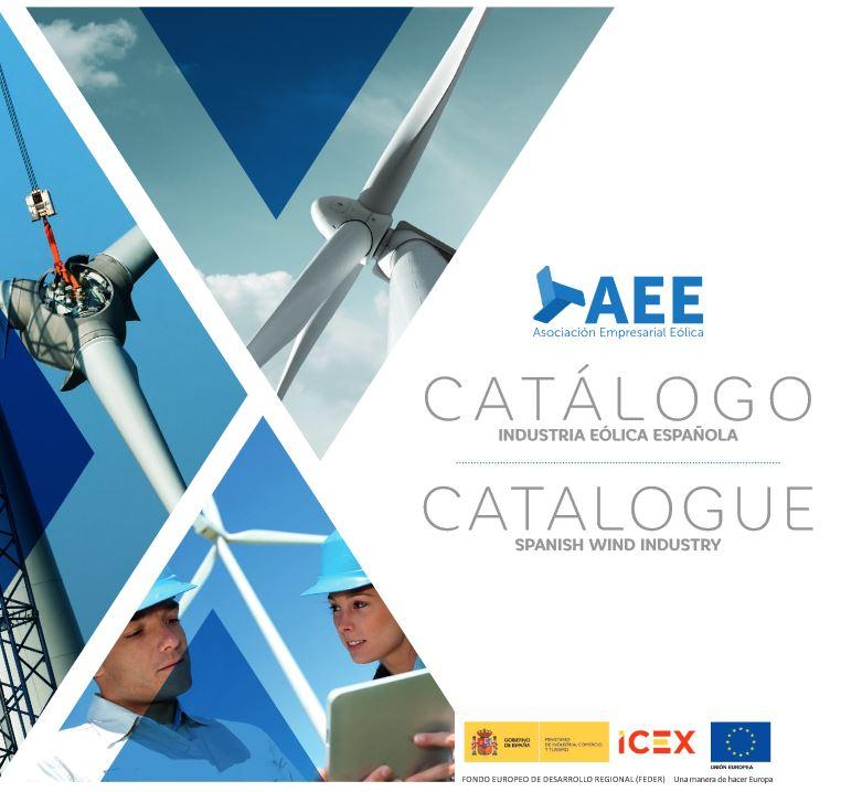 Catálogo de la Industria Eólica Española