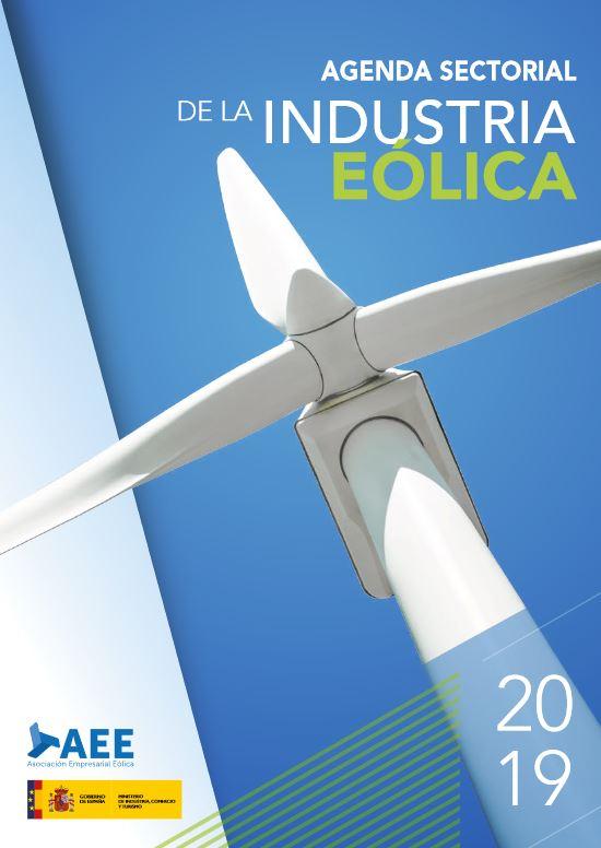 Agenda Sectorial de la Industria Eólica