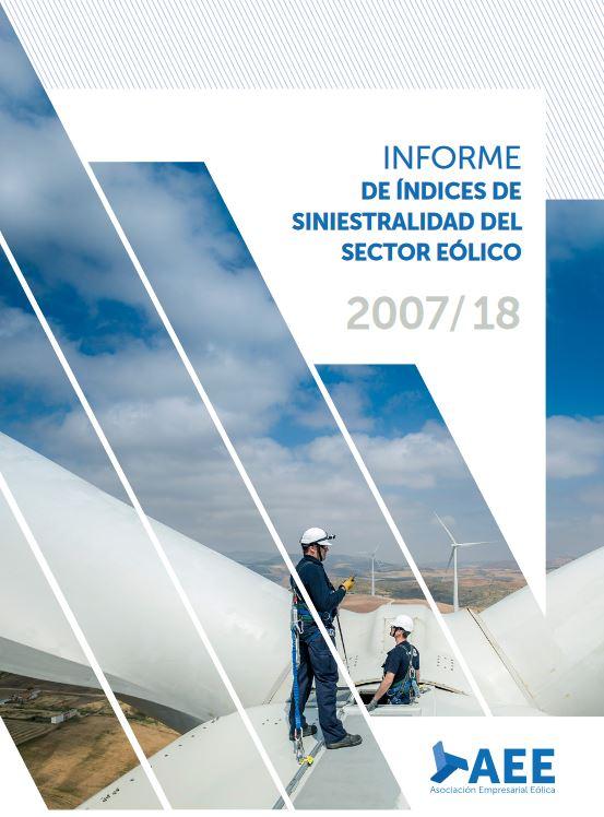 IX Informe de índices de siniestralidad del sector eólico (2007-2018)