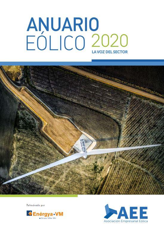 Anuario Eólico 2020. Toda la información del sector en el año 2019