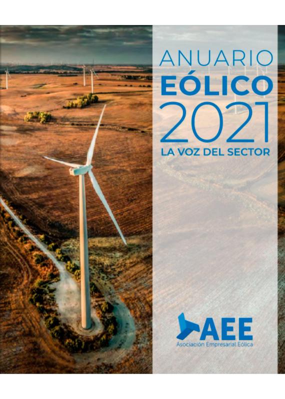Anuario Eólico 2021. Toda la información del sector en el año 2020
