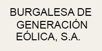 BURGALESA DE GENERACIÓN EÓLICA, S.A.