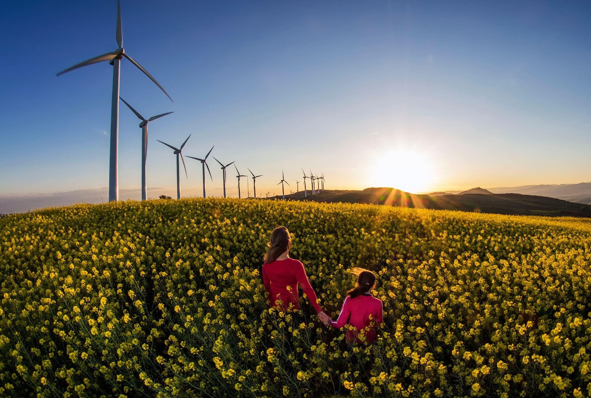 La aprobación de la Ley de Cambio Climático y Transición Energética es un paso decisivo y esperado por el sector eólico