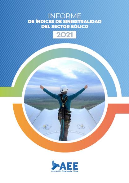 X Informe de índices de siniestralidad del sector eólico (2019-2020)